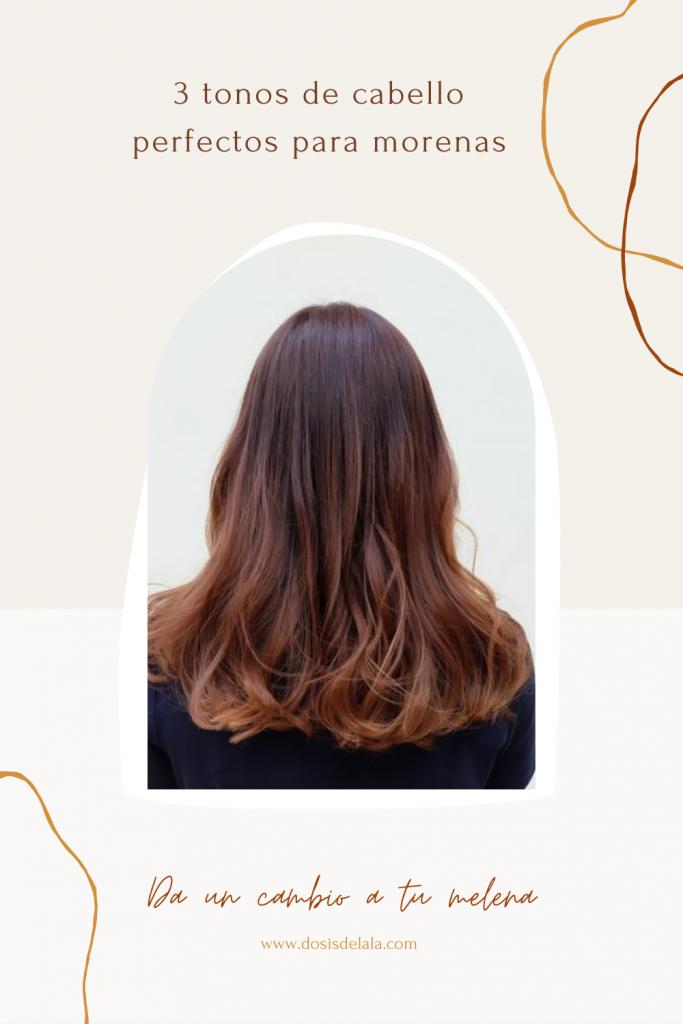 3 tonos de cabello perfecto para morenas